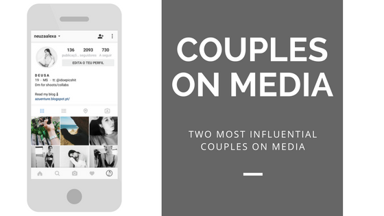 Couples on Media