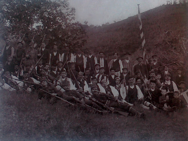 Ιστορικές καταγραφές για την απελευθέρωση της Θεσπρωτίας το 1913