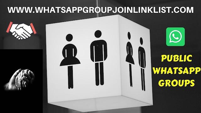 Public WhatsApp Group Join Link List