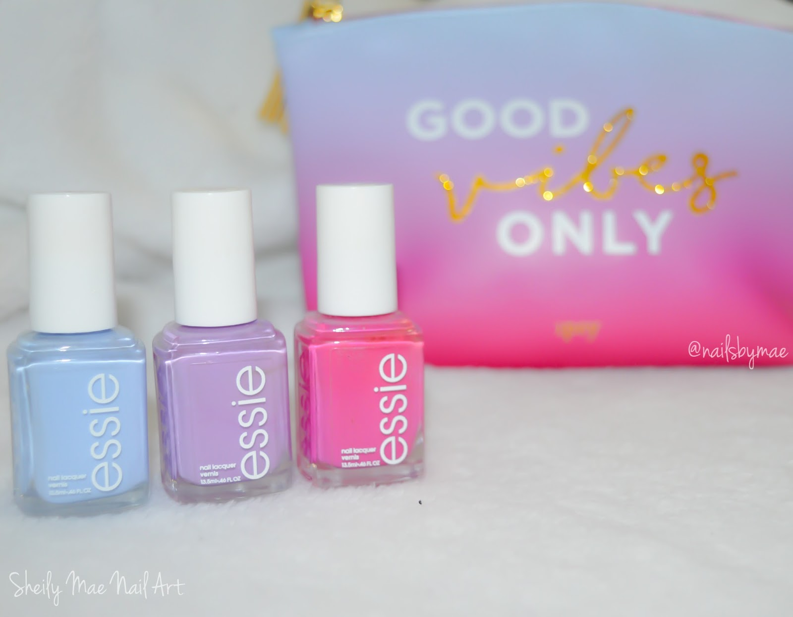 August Ipsy Glam Bag! - Nail Art Inspiration! - Sheily Mae Nail Art