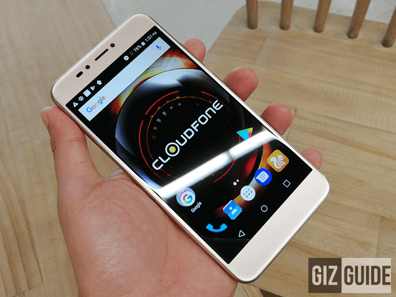 is arguably i of the well-nigh impressive entry Cloudfone Excite Prime 2 Review - The New Budget Phone To Beat?