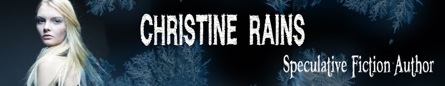 Christine Rains - Writer