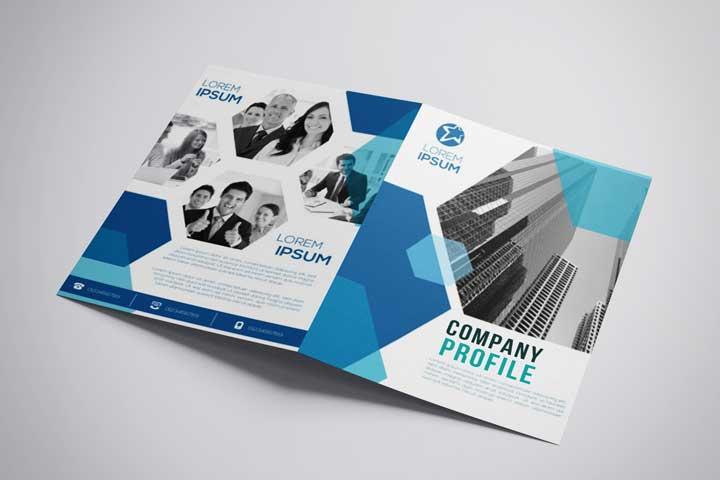 Percetakan Online Company profile di Cikarang