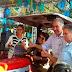 Em feira orgânica, Reinaldo entrega máquinas agrícolas para produção familiar