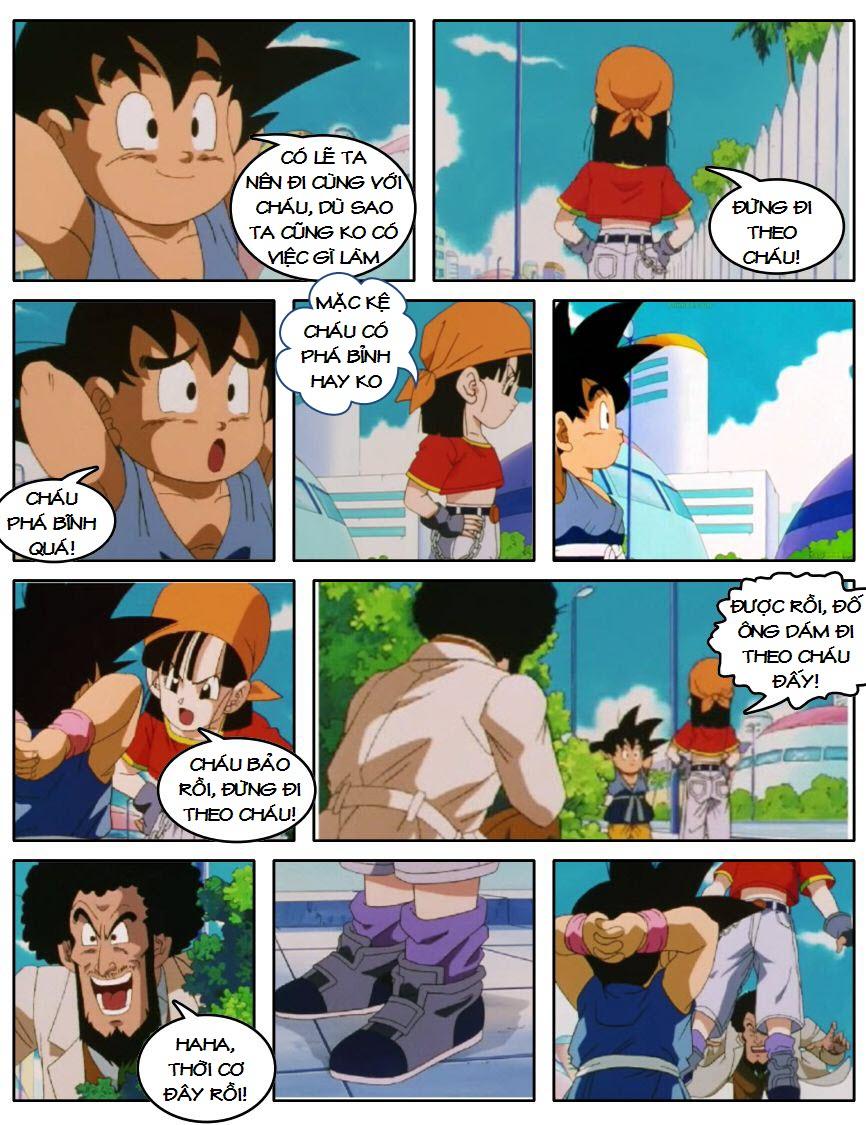 Dragon Ball GT chap 4 - Trang 20