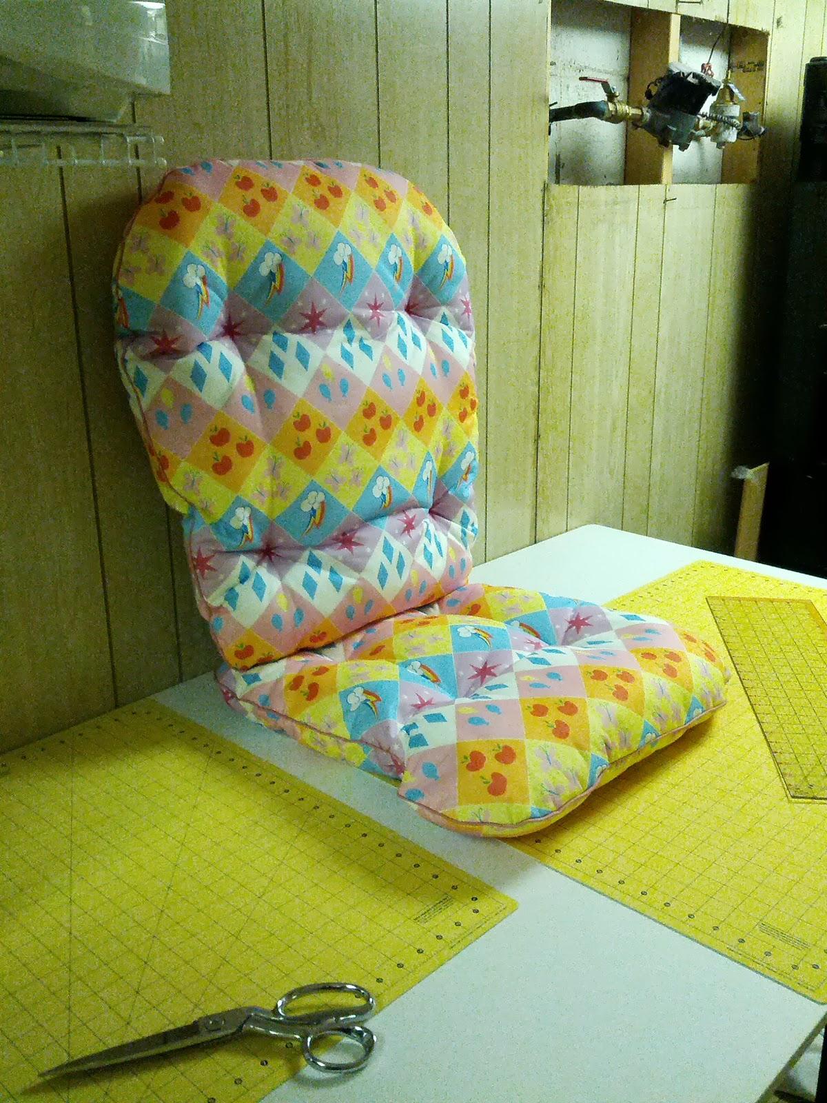 My Little Pony Crib Set Madfoamingcat S Fumbled Creations