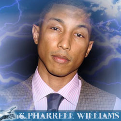 The 30 Greatest Music Legends Of Our Time: 16. Pharrell Williams