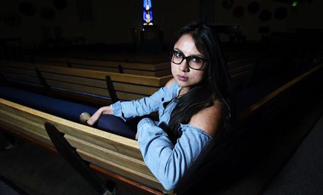 Ingrid Encalada La Torre llegó a dicho país en el 2000, y en el 2010 fue arrestada por uso de documentos falsos de identidad