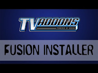 How To Install Fusion Add-On In Kodi Xbmc