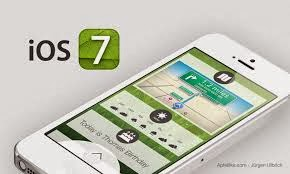 New Operating System iOS 7 for Apple