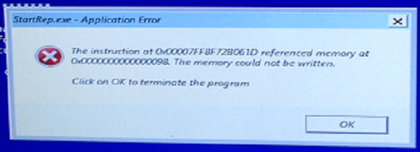 RMPrepUSB, Easy2Boot and USB booting: Windows Startup Repair