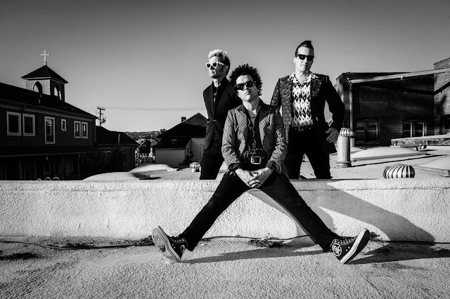 """""""Bang Bang"""", nueva canción de Green Day"""