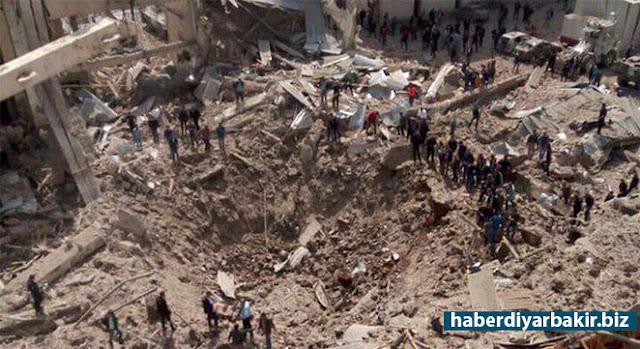 DİYARBAKIR-Diyarbakır'ın Merkez Bağlar ilçesindeki Çevik Kuvvet Şube Müdürlüğünde şiddetli bir patlamanın meydana geldiği ve patlamada yaralıların olduğu bildirildi.