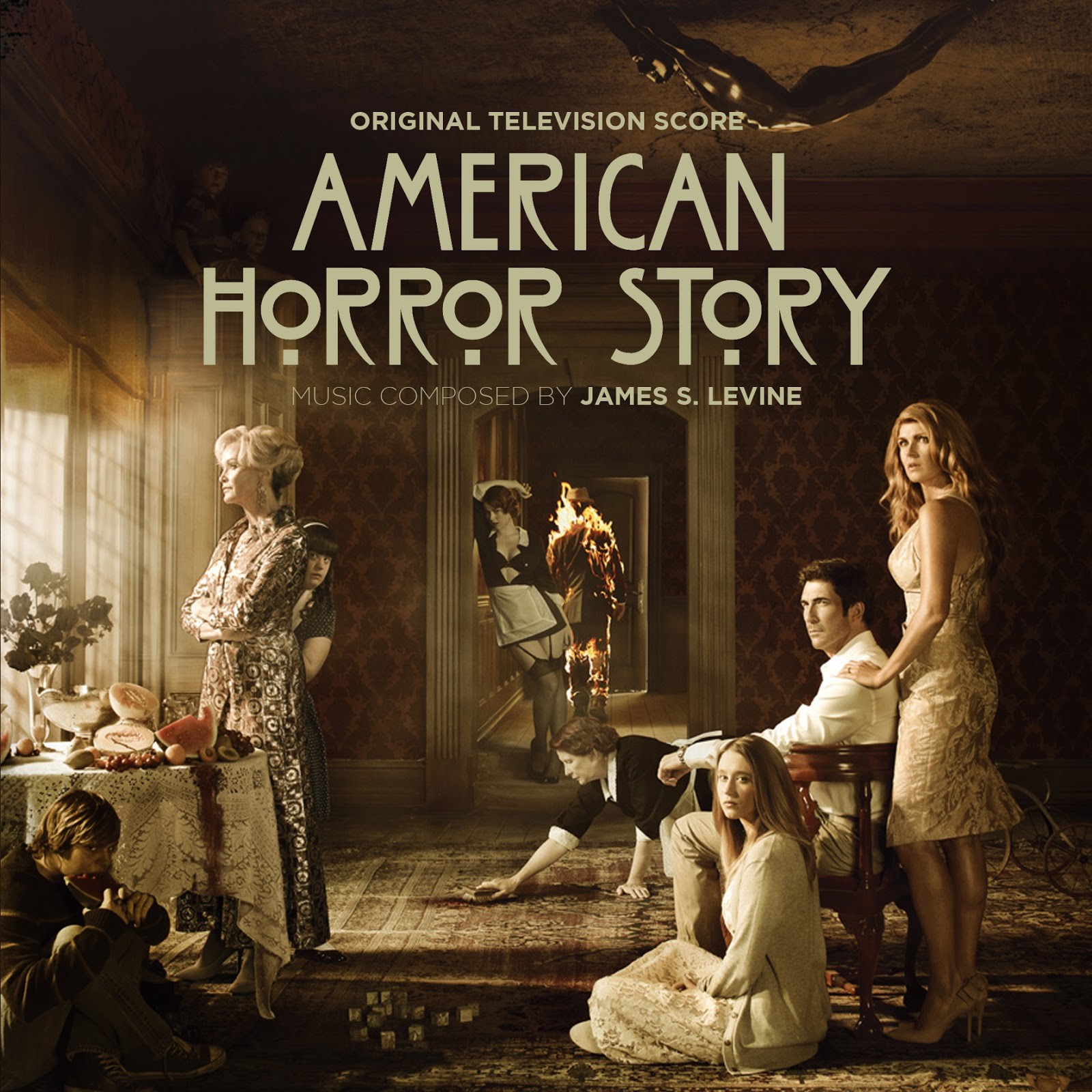 American horror story background music season 1 : Samehadaku
