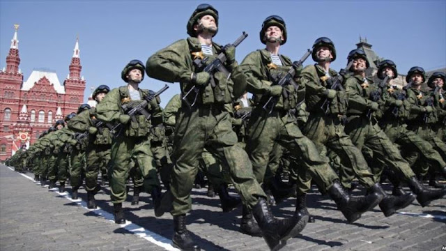 Putin aumenta militares del Ejército por primera vez en 10 años