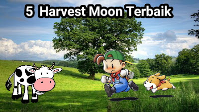 5 Game Harvest Moon Terbaik
