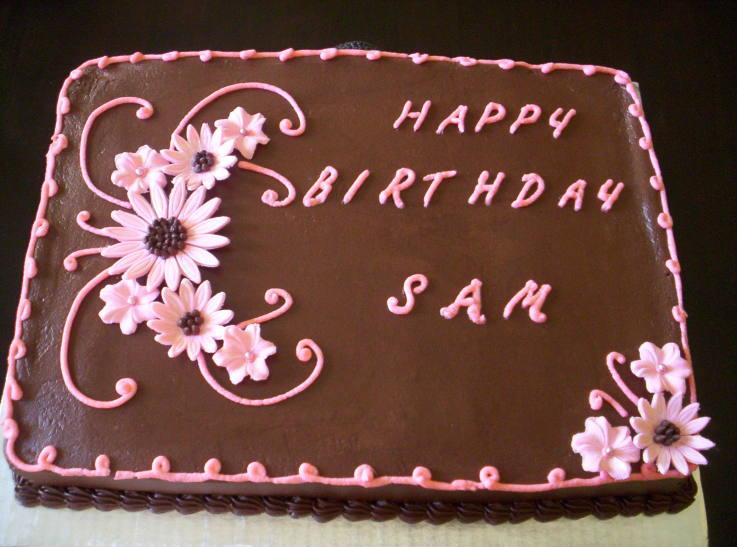 Sam S Birthday Happy Birthday Sam 19 July 2013