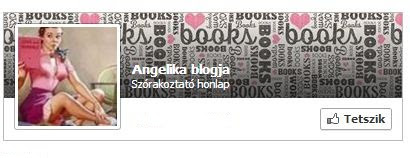 Follow Angelika blogja on Facebook
