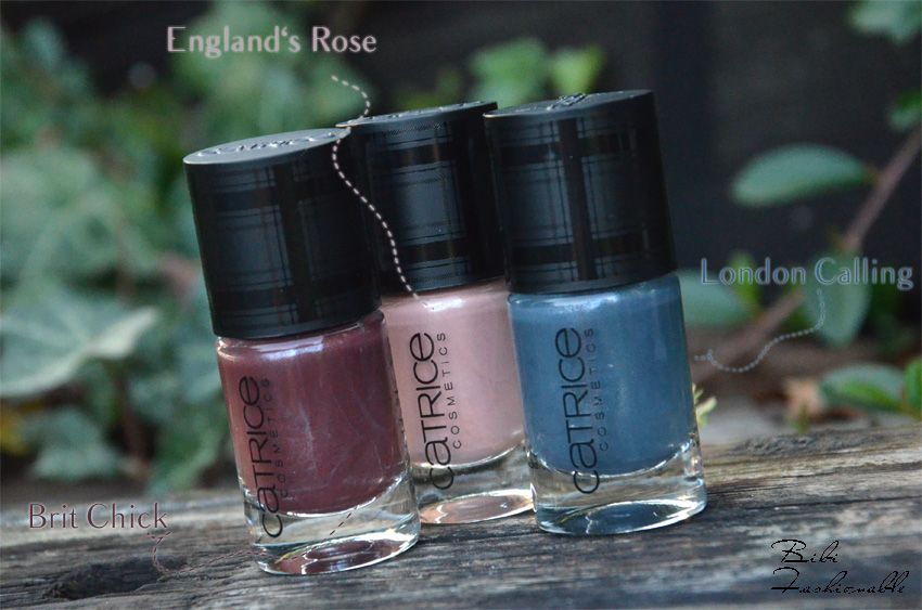 Catrice Check and Tweed Nagellacke