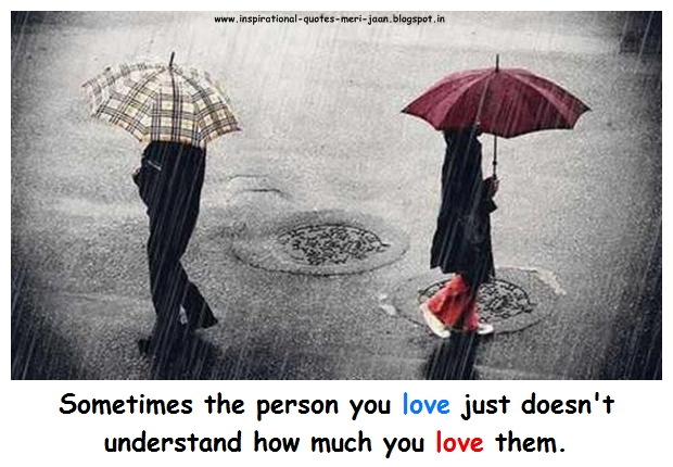 What To Do When The One You Love Doesn T Love You Back: Sometimes The Person You Love Just Doesn't Understand How