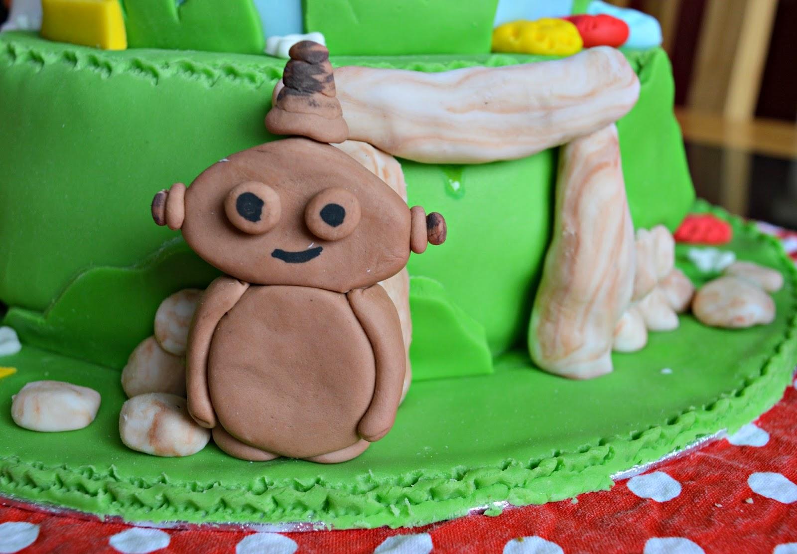 Tyler Lee\'s 2nd Birthday   In the Night Garden Themed Tea Party ...