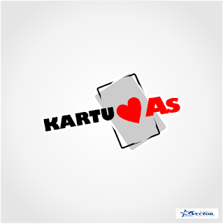 Kartu AS Telkomsel Logo Vector cdr Download