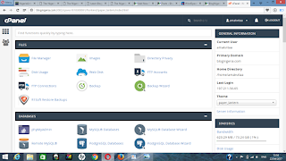 wordpress host cpanel