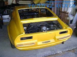 8b1f445ed ... de trazer o GTE de volta a sua originalidade. Conversei com o  estofador, mecânico, montador Magal e em abril de 2011 acertamos que ele  iria desmontar o ...