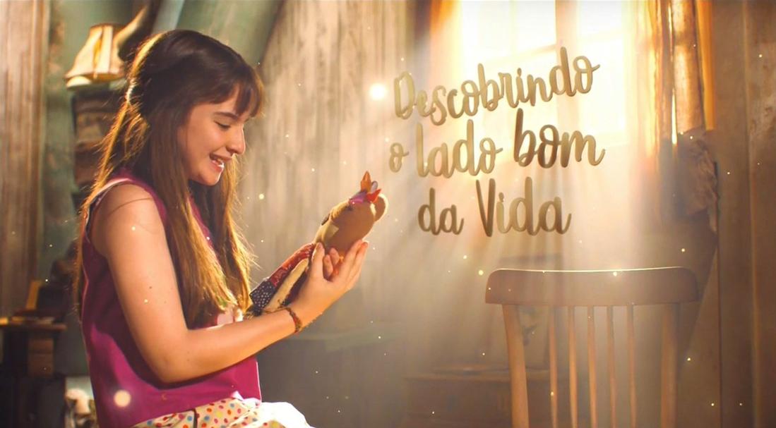 O SBT divulgou a data e horário da estreia da nova novela juvenil  As  aventuras de Poliana . Protagonizada por Sophia Valverde e Larissa Manuela,  ... 369e18de76