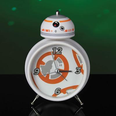 BB-8 Clock