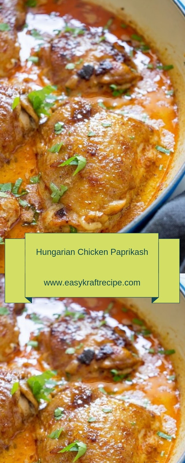 Permalink to Hungarian Chicken Paprikash – Easy Kraft Recipes