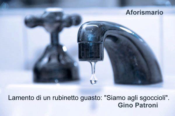 Vasca Da Bagno Frasi : Aforismario®: rubinetto aforismi frasi e battute divertenti
