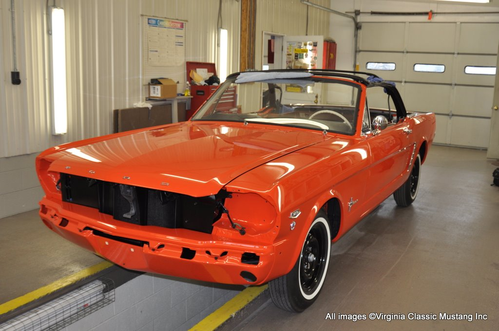 Virginia Classic Mustang Blog Early 1965 Mustang 289 HiPo