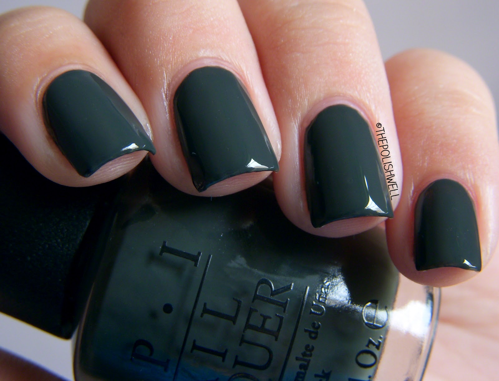 The Polish Well: OPI: Germany Collection Fall 2012
