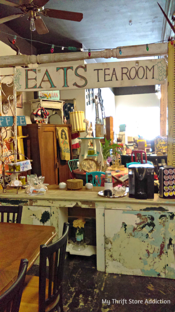 Vintage Market Tea Room Uvalde, Texas