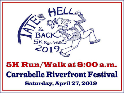 2019 Tate's Hell And Back 5K