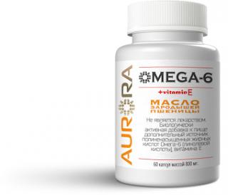 Omega-6 + Vitamin Е, Масло зародышей пшеницы