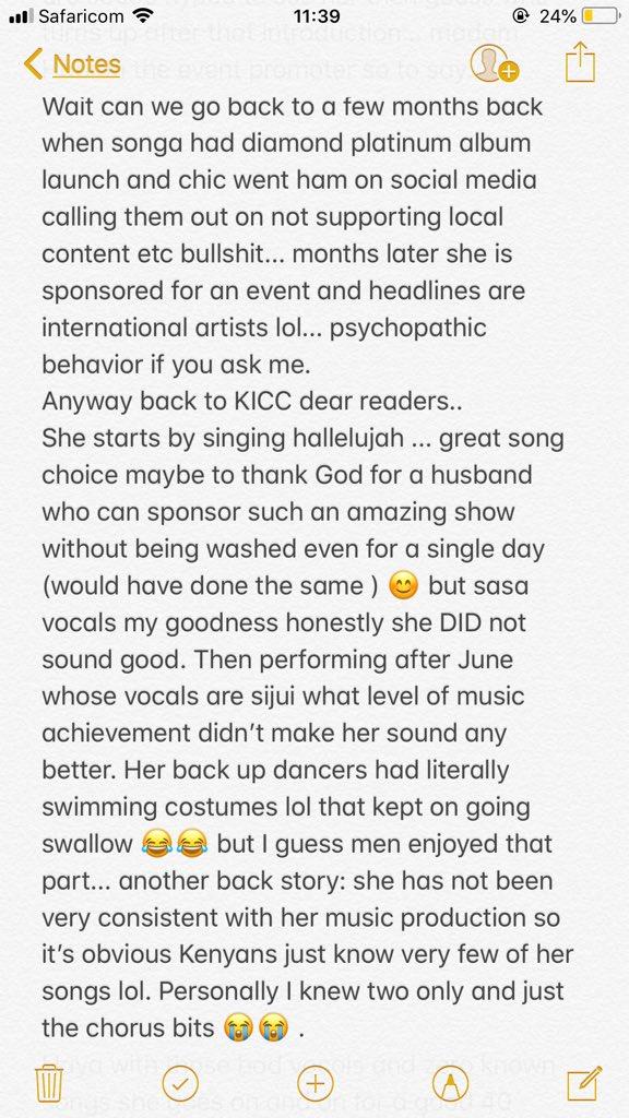 How Habida's Cancerous Performance Ruined Keri Hilson's Concert