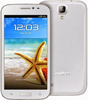 Cara Flash Advan S5D Atasi Bootloop