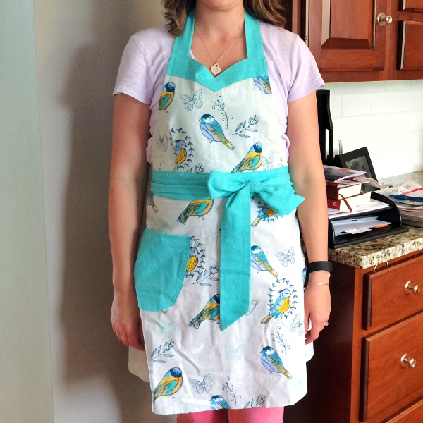 cozy birdhouse | emily's apron