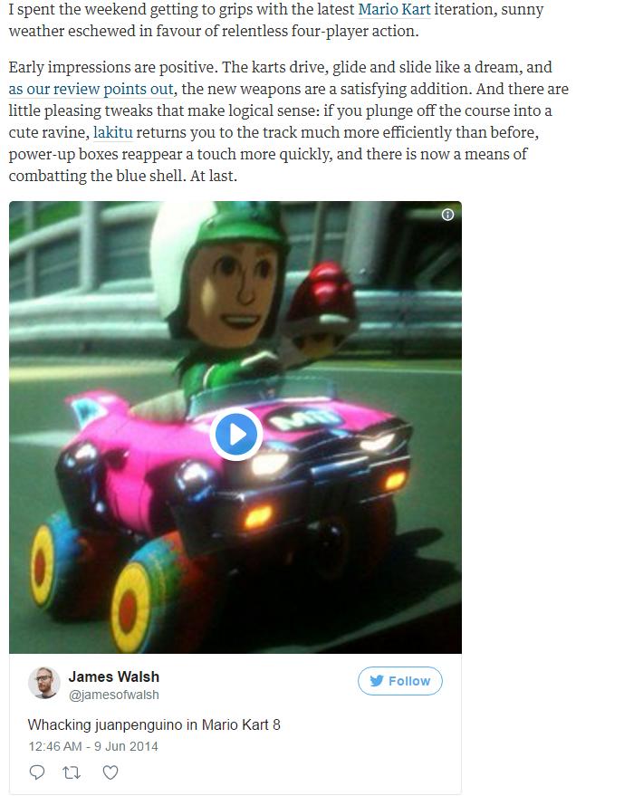 Blogturc Luigi S Death Stare Are You Enjoying Mario Kart 8
