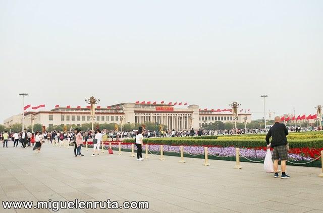 Llegando-Plaza-Tiananmen