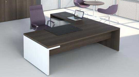 Executive Office Furniture Desks From Calibre