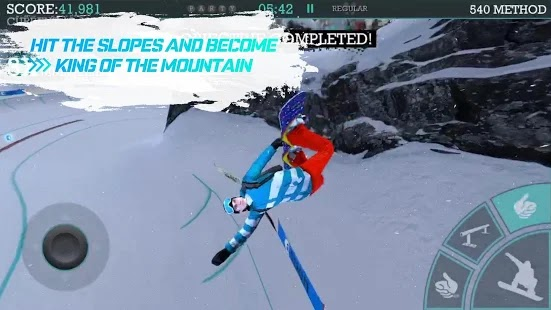Snowboard Party: Aspen Apk+Data Free on Android Game Download
