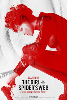 The Girl in the Spider's Web: A New Dragon Tattoo Story (2018) : Audio English : Cam-RIP x264 720p : Watch Online / Download Here