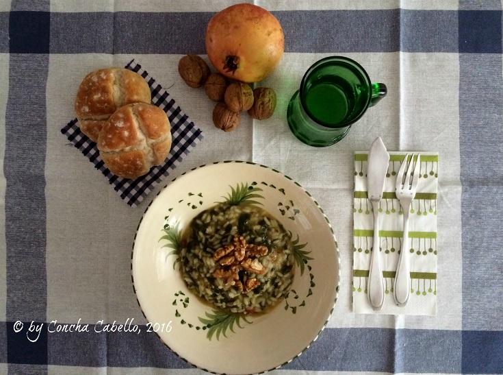 risotto-espinacas-mesa