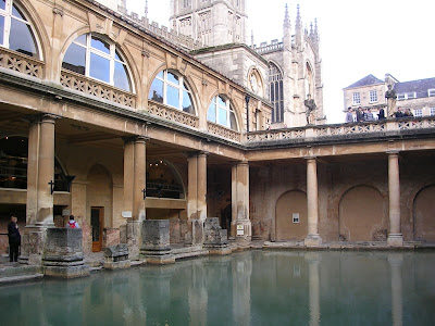 High Tea, Pump Room, Bath, England, Roman baths