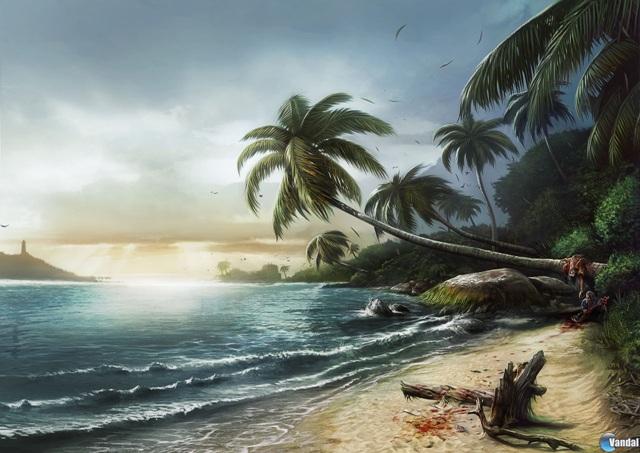 Capturas Dead Island 2011 [XBOX 360] Full Español [ISO] RF Descargar