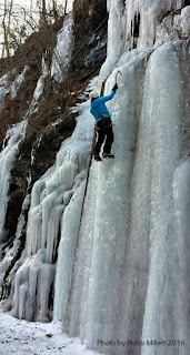 ice climbing, auburn, ice, canyon