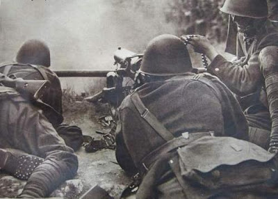Polish Infantry 1939 September Campaign